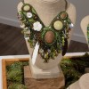 Gaia's Garden - neck piece
