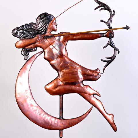 Artemis weathervane (confluence gallery)