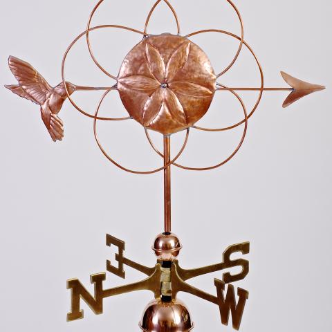 New Seed (weathervane)