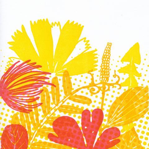 Wild Botanicals, Print Zero