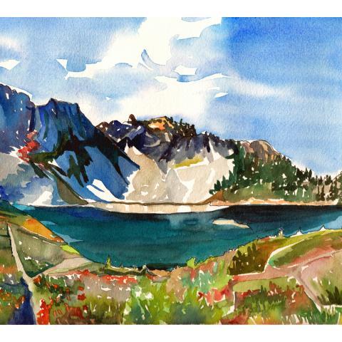 Lake Minotaur