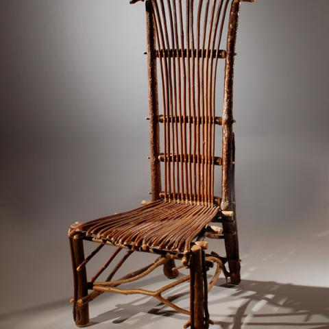 Side Chair Of The Peidmont