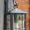 Lantern Style Wall Light