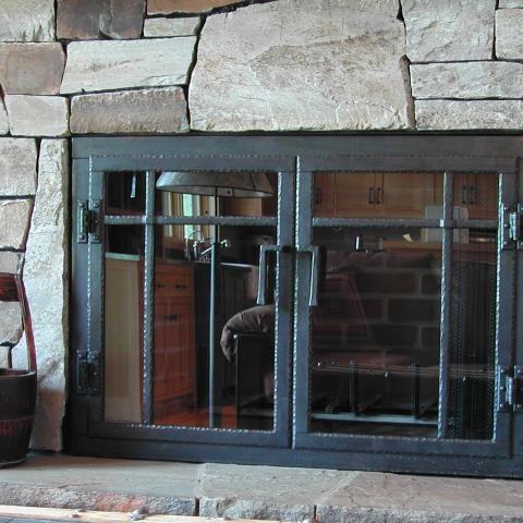 Prairie Style FP Doors