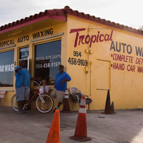 Middle America found, Miami, FL