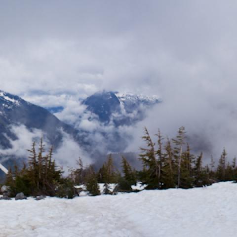 Boston Basin, North Cascades, WA
