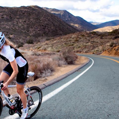 portrait, professional cyclist