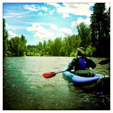 Methow River Rafting & Kayak