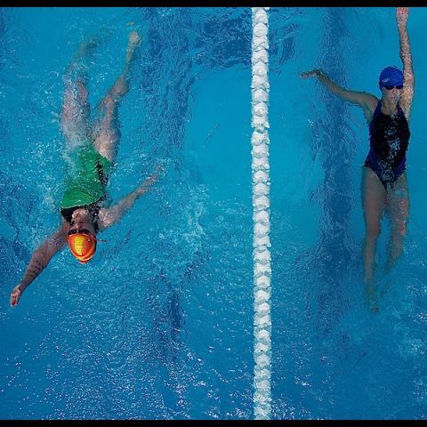 Backstroke - Omak, WA