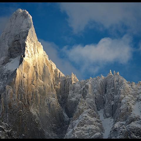 Les Drus - Chamonix, France