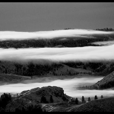 Methow Clouds - Winthrop, WA