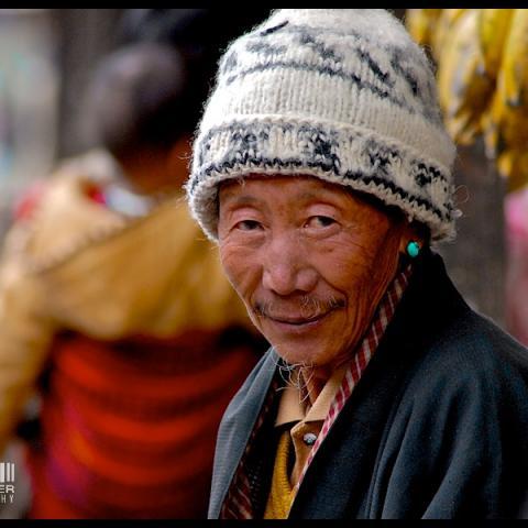 Elder Statesman - Thimpu, Bhutan