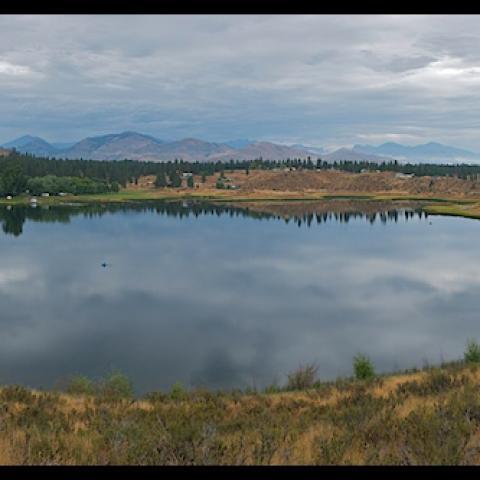 Big Twin Lake - Methow Valley, WA