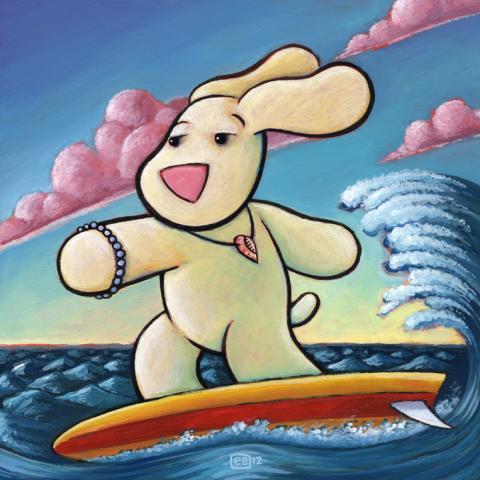 Surf's Up Sleepdog