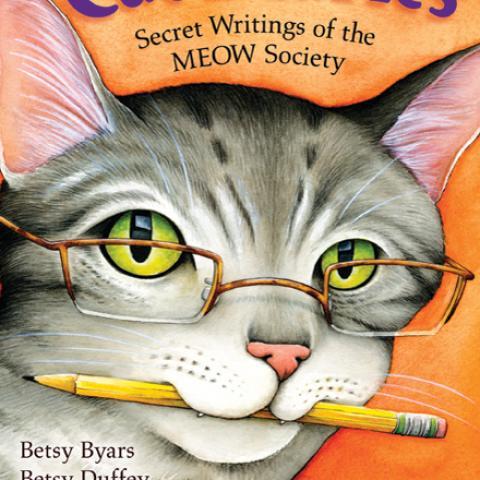 Cat Diaries: Cover Art
