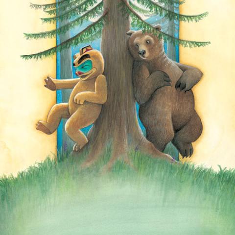 Totem Tale: Bear!